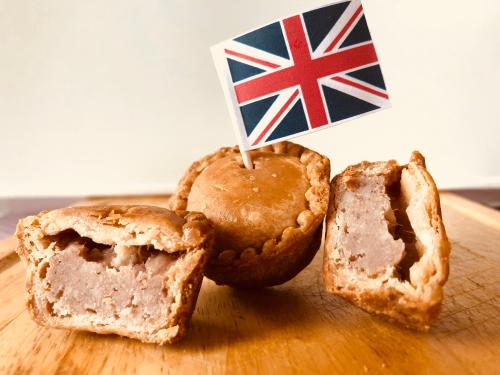 Cooking Together – British Pie Week